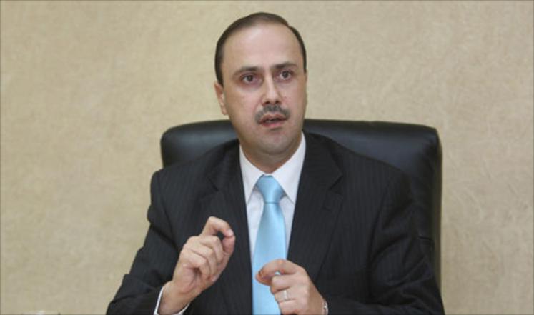 Menteri informasi jordania