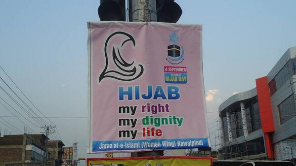 Muslims Mark World Hijab Day