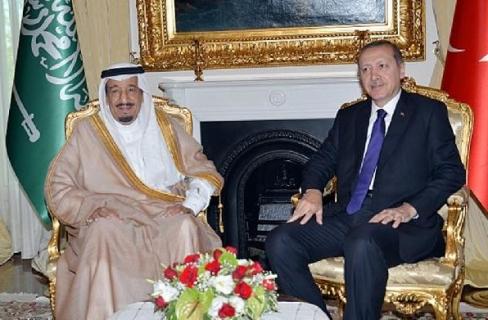 raja salman-Erdogan