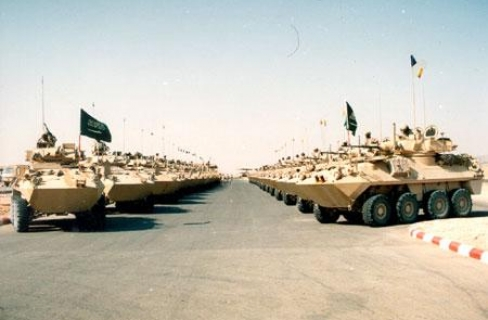 tank-tank saudi