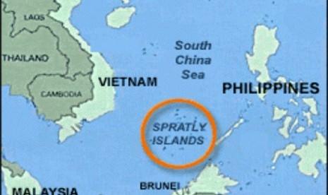 Sengketa laut china selatan filipina dating