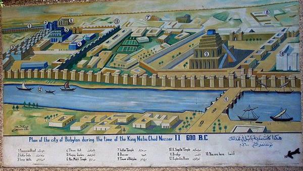 Benteng Babylon