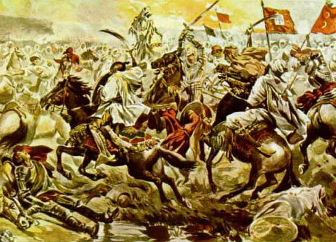 ilustrasi penaklukan andalusia