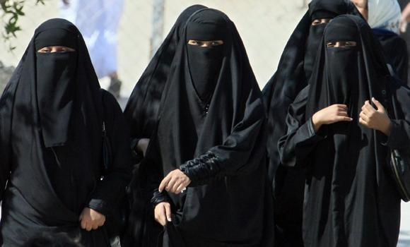 wanita-saudi