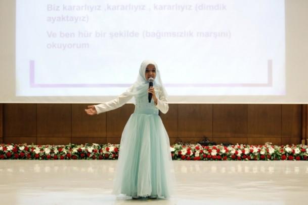 wisuda pengungsi Suriah di turki -