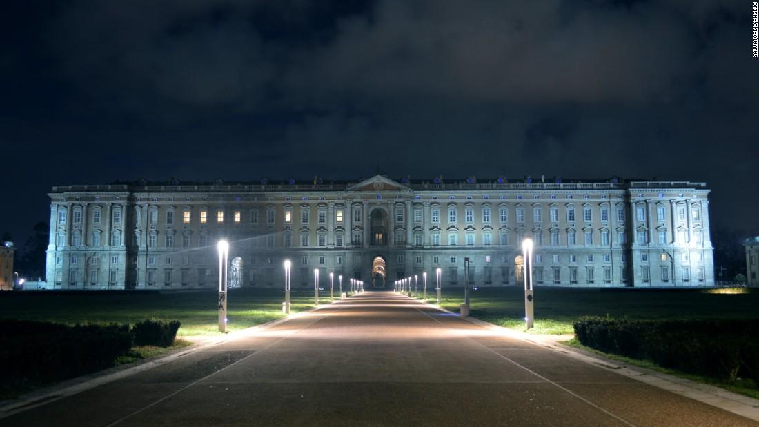 CNN-Palace of Caserta