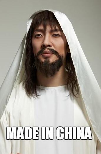 jesus china