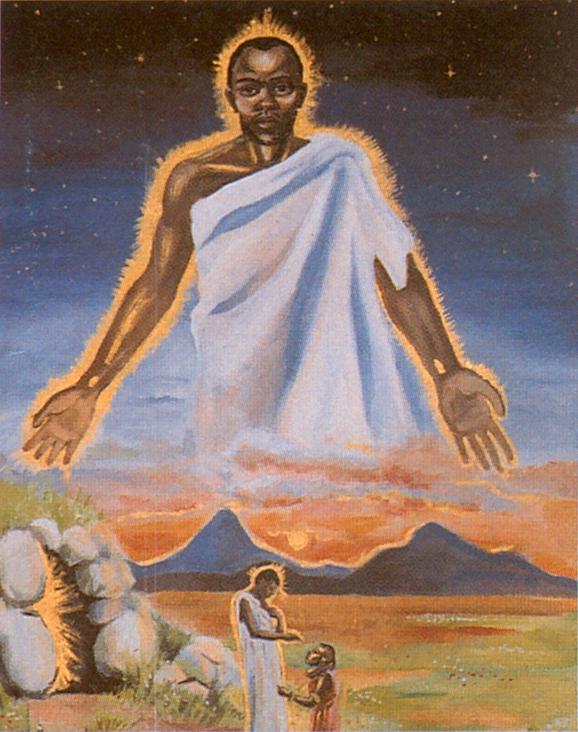 jesus kenya