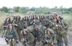 pasukan khusus Israel