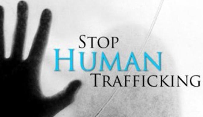 stop penjualan manusia