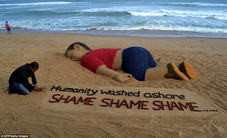 Tragedi Aylan Kurdi Hentak Eropa Untuk Berempati terhadap ...