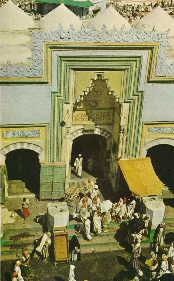 haji - salah satu pintu makkah