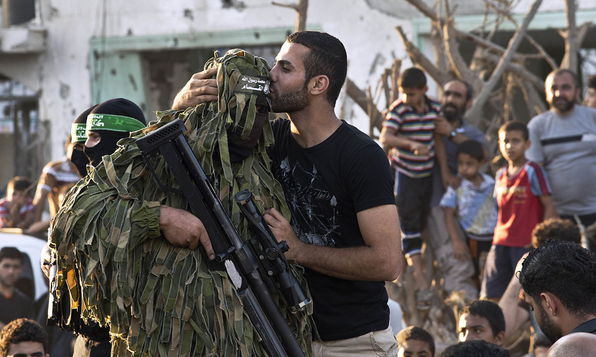 hamas snipers