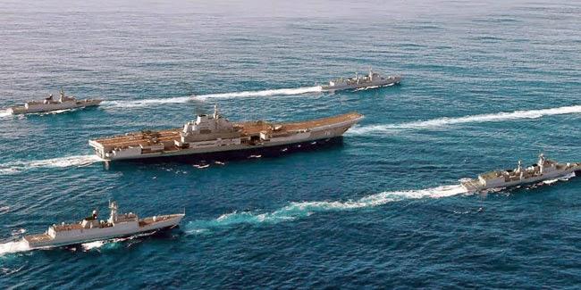 kapal induk liaoning Cina
