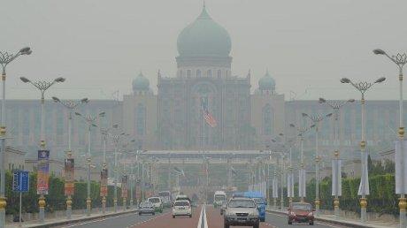 malaysia asap