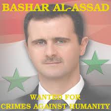 wanted assad