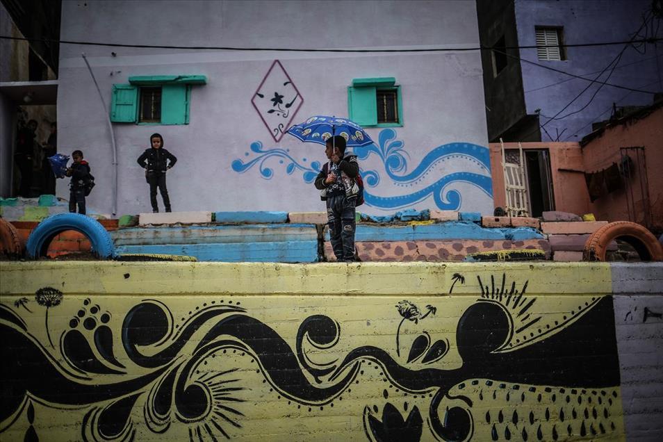 Grafitti Gaza 2