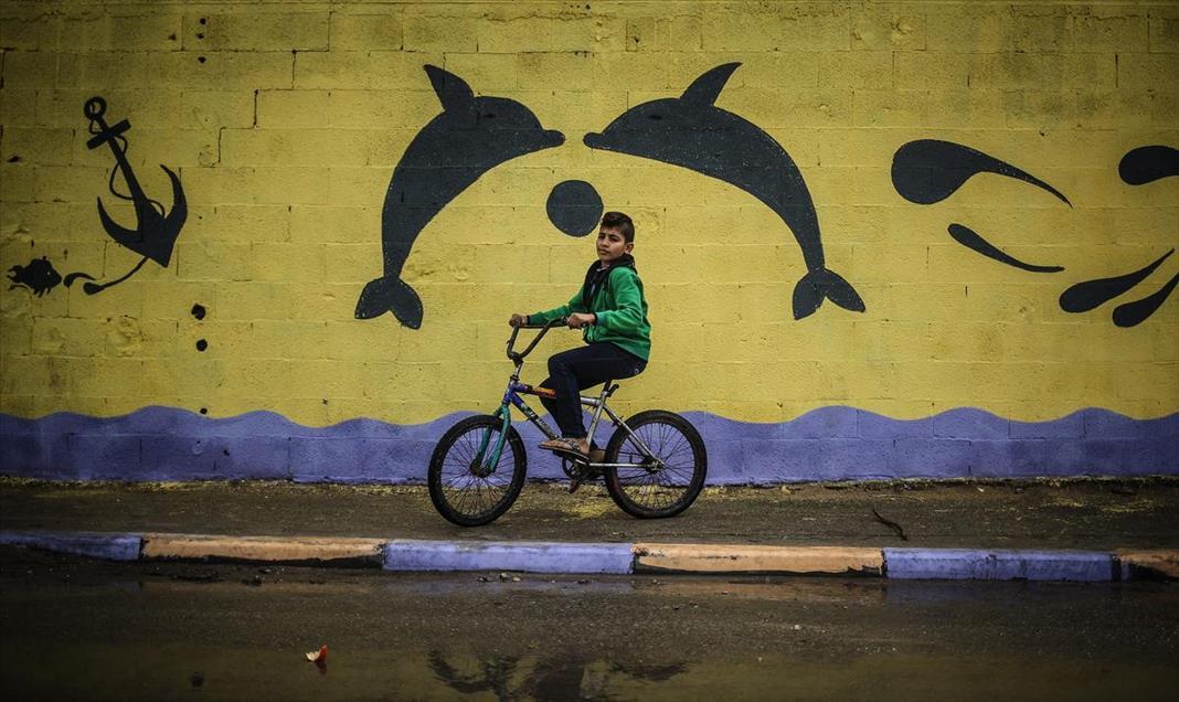 Grafitti Gaza 4