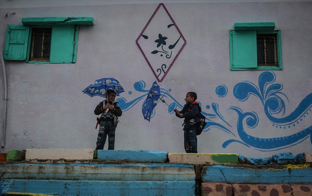 Grafitti Gaza 6