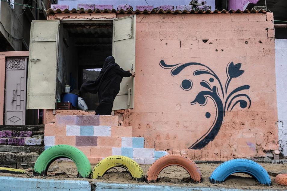 Grafitti Gaza 7