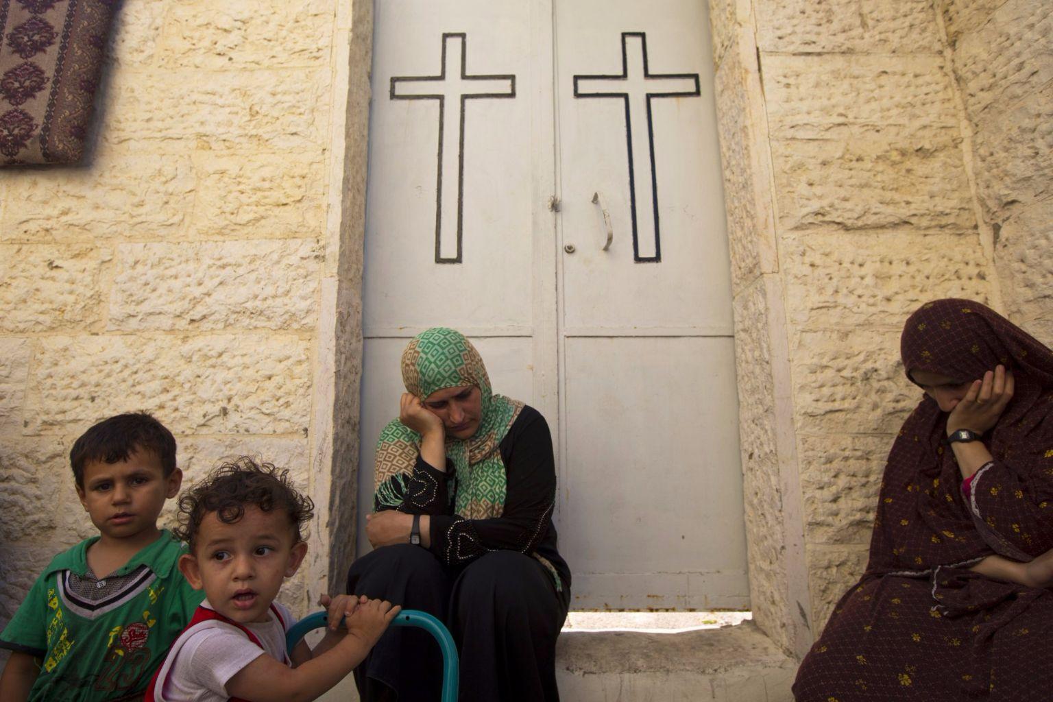 gaza christian