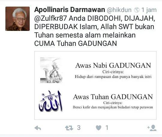 hikdun hina islam