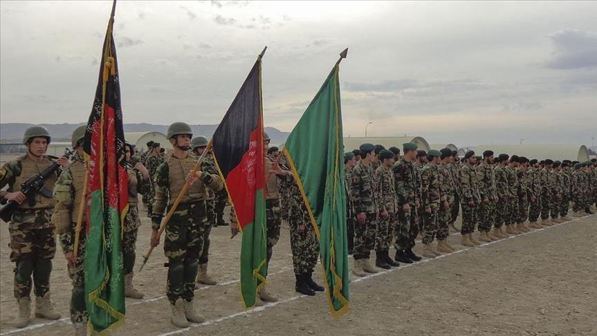 pasukan khusus Afghanistan