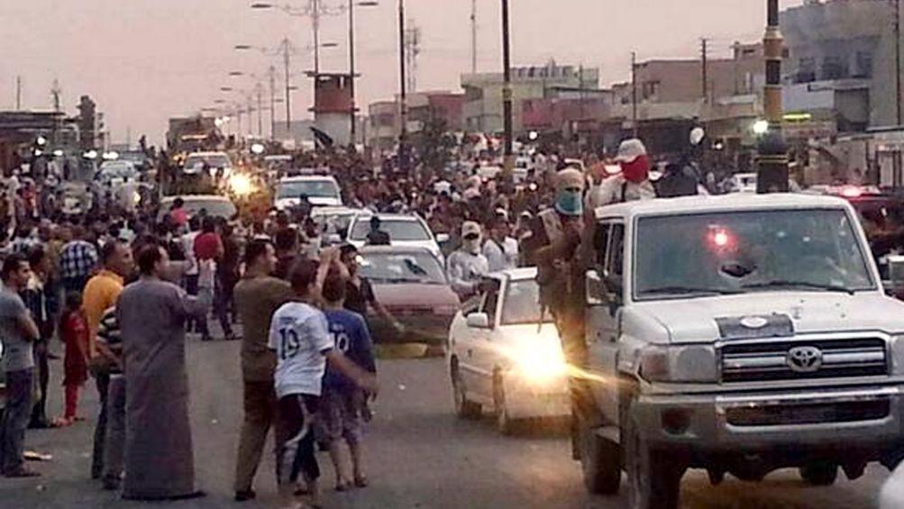 pejuang sunni Irak
