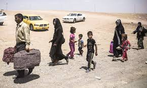 pengungsi sunni Irak