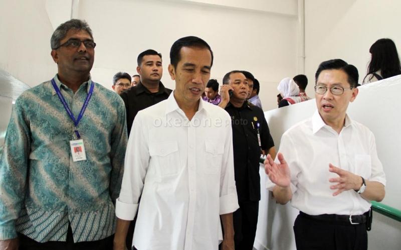 Ada Lippo Group di Belakang Grab Bikin Jokowi Tidak Berkutik