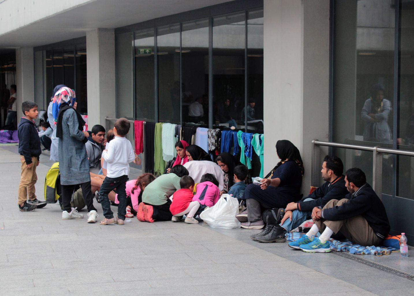 pengungsi Suriah di luar negeri