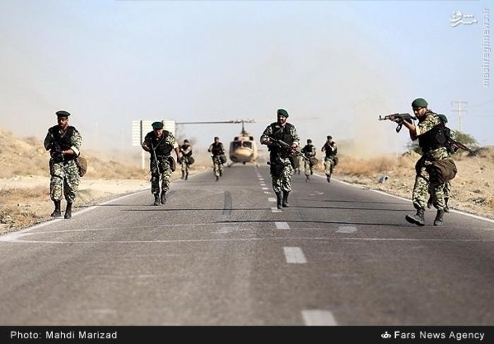 Baret Hijau Syiah Iran