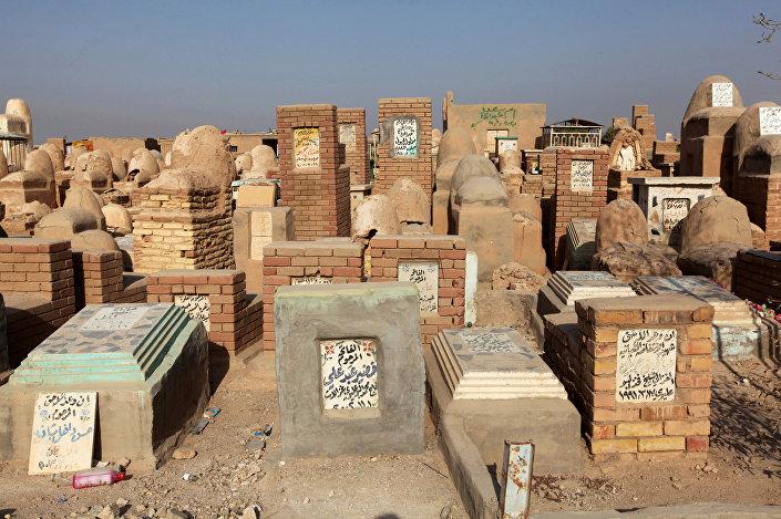 Wadi Salam - bentuk makam