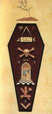 Master Mason Tracingboard