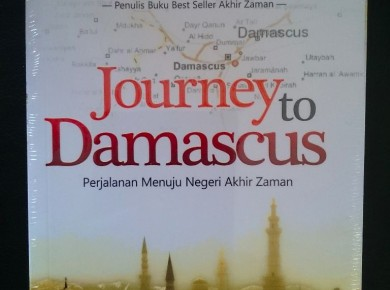 Resensi Buku : Journey to Damascus, Tetralogi ke 4